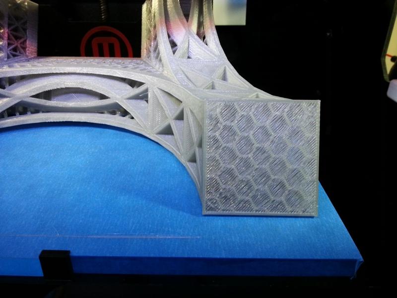 3D Printed Foot
