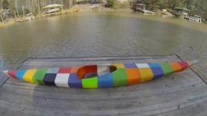 3D Printed Kayak