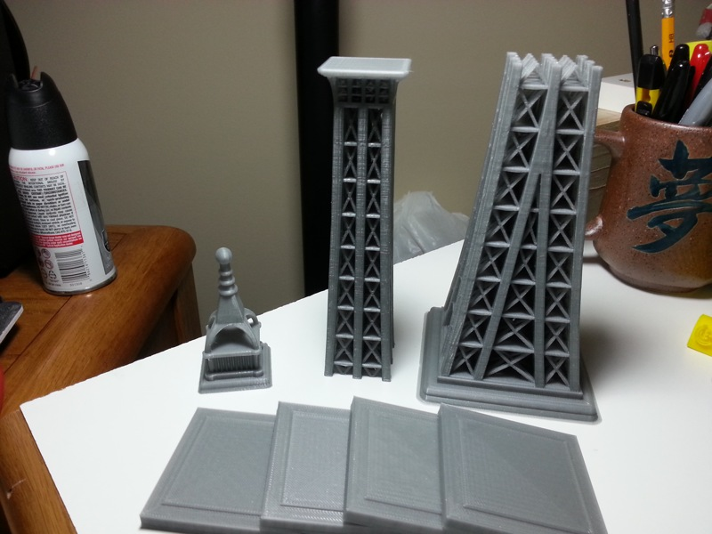 3D Prnted Arch
