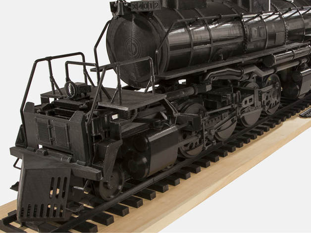 The MakerBot Train