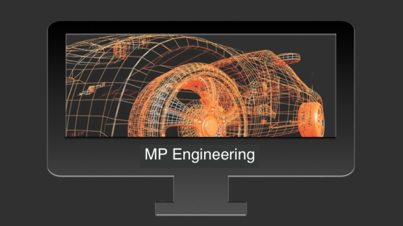 MP Engineering - 3D Printing Services For Motor Racing