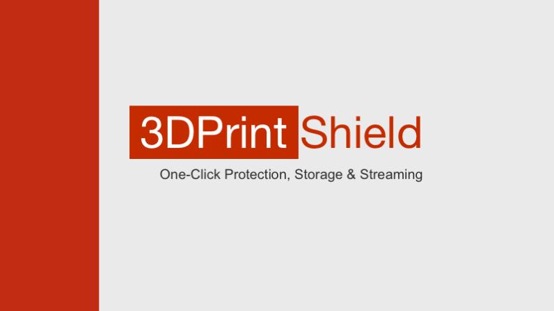 Secure 3d Printing