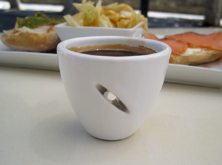 3D Printed Art - Expresso Cup