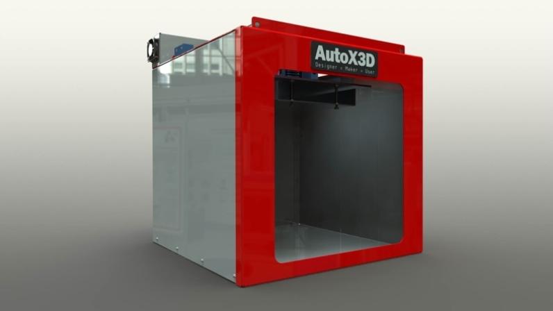 AutoX3D 3D Printer