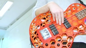 3D Printed Musical Instruments - BBC