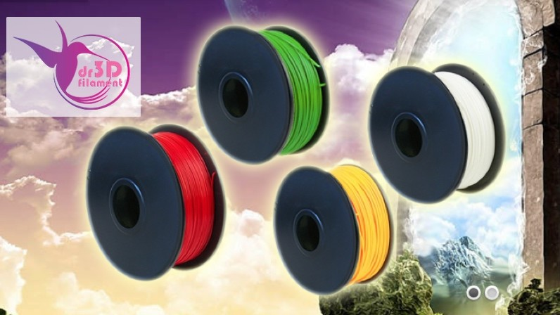 3D Printing Filament From DR3D