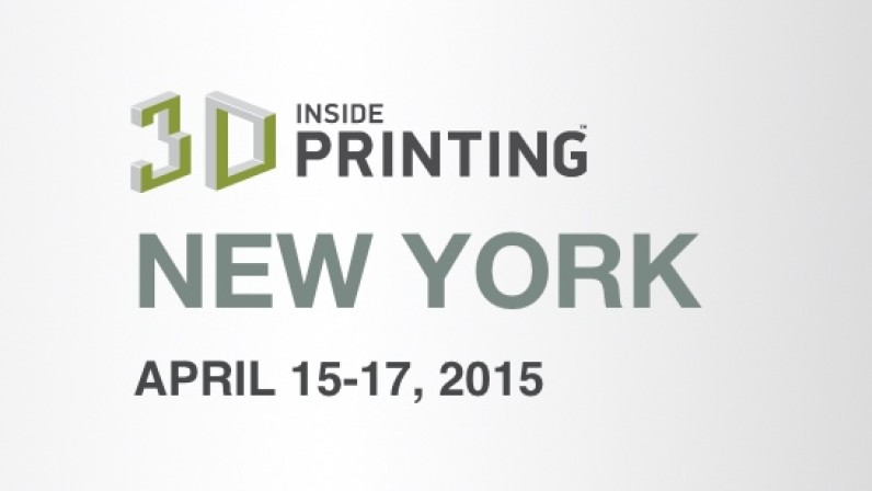 Inside 3D Printing Event - New York