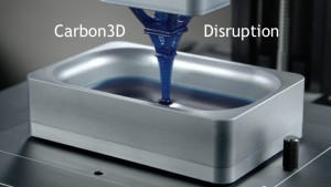 3D Printing Using CLIP technology From Carbon3D