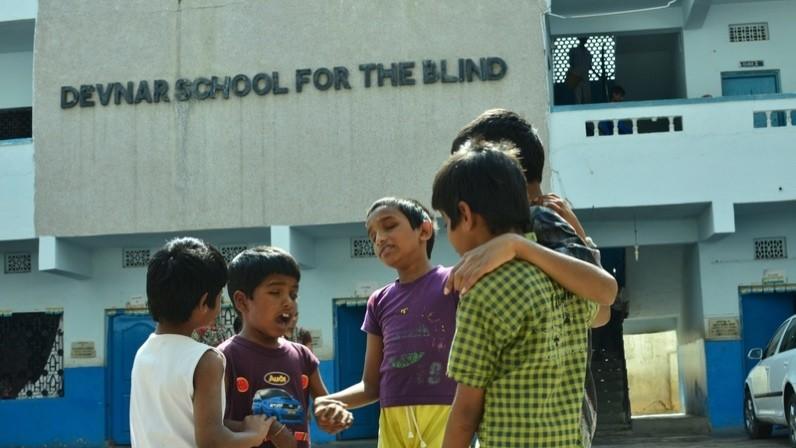 Blind Children Using 3D Printed Visual Aids
