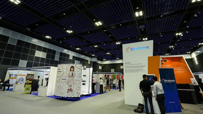 3D printing expo and event in Singapore which will take place 26th-27th January, 2016