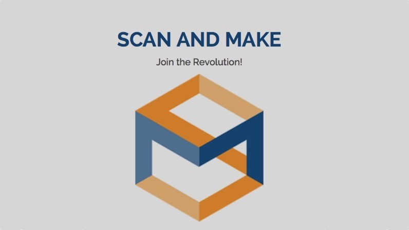 New scan and make service for prototyping