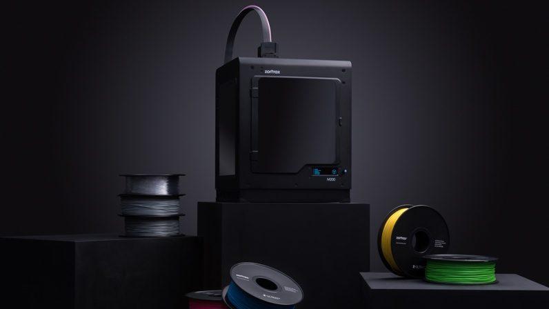 Plug and play 3d printing